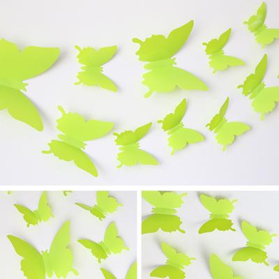仿真蝴蝶装饰 3d立体销量排行