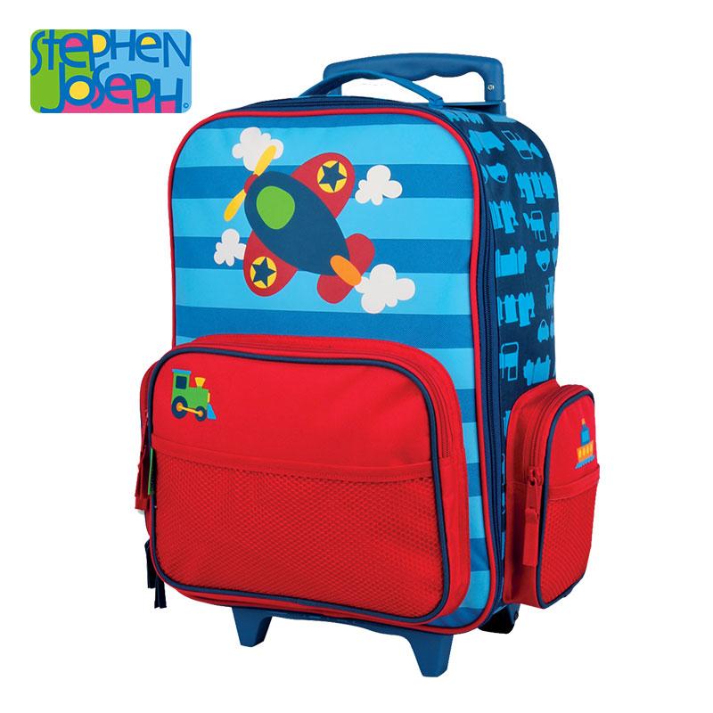 stephenjoseph美国小史蒂芬多功能休闲旅行男女童拉杆箱旅行包