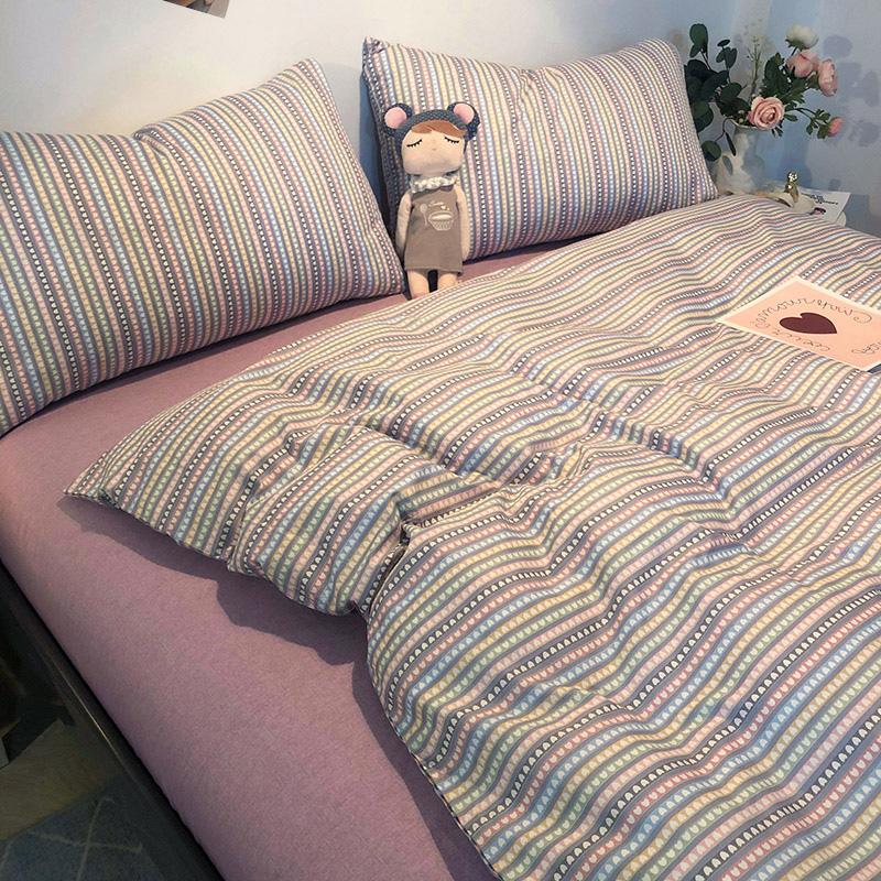 4宿舍三件套床上用品
