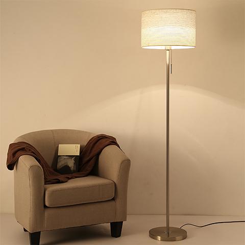 北欧灯具落地灯客厅现代简约可遥控卧室床头灯LED调光护眼台灯具