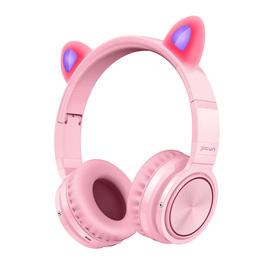 猫耳朵耳机头戴式可爱女生小巧蓝牙耳麦电脑台式电竞学生儿童韩版少女心带麦克风索尼专用无线杨紫同款酷炫酷
