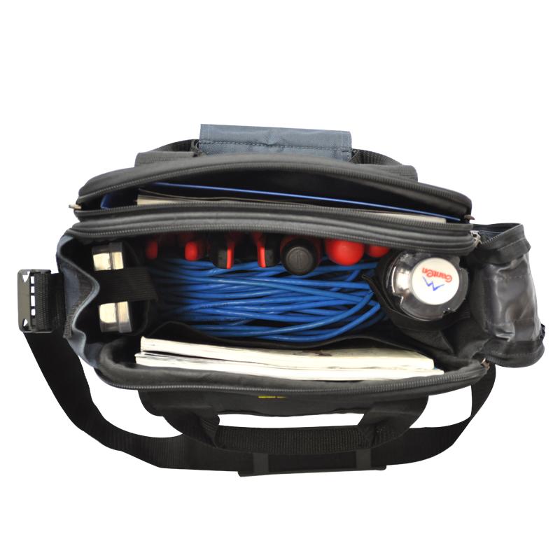 法斯特中国电信工具包单肩手提维修加厚牛津帆布大耐磨电力电工包