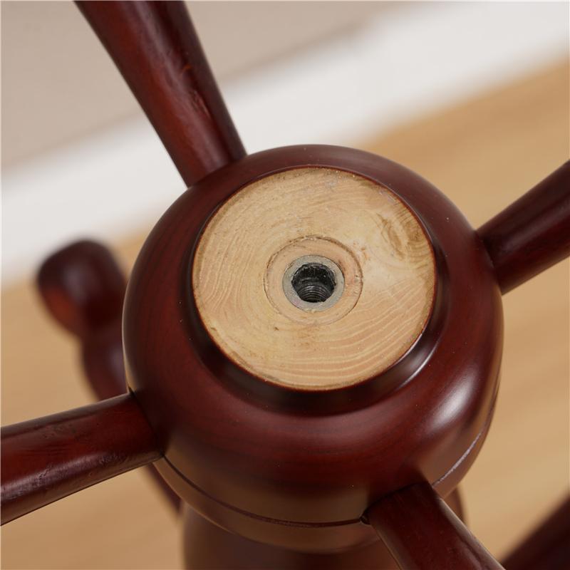 英发马克实木落地衣帽架 卧室衣服架组装挂衣架立式式省空间 创意