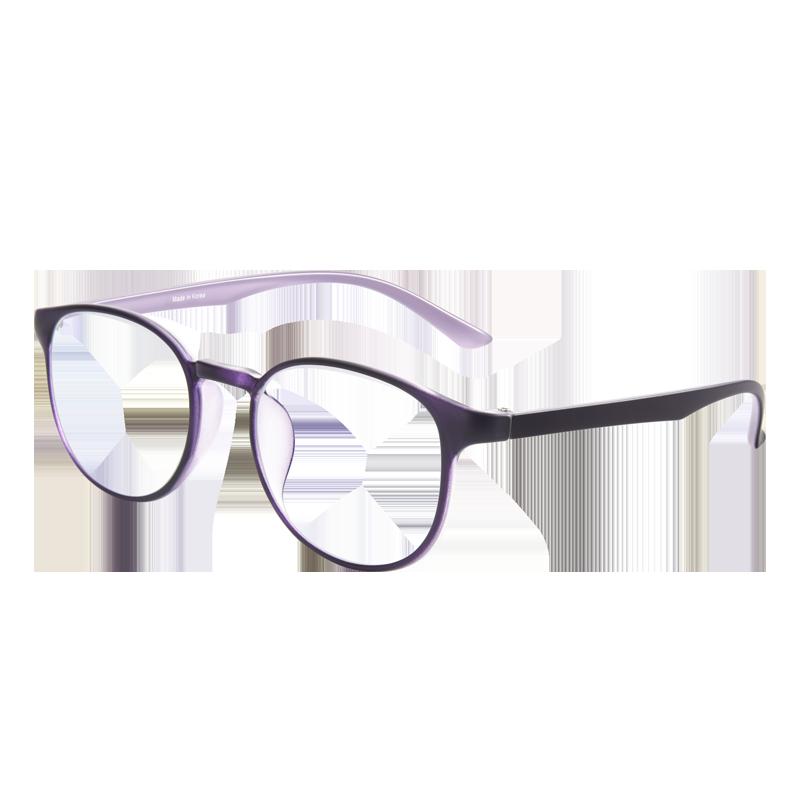 进口老花镜女高清防蓝光时尚年轻款超轻高档品牌老化老光眼镜正品