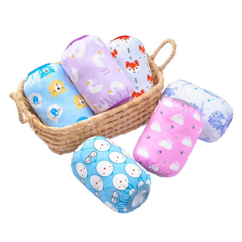 宝宝袖套婴幼儿可爱防水儿童套袖男女宝宝护袖小袖套短款纯棉秋冬