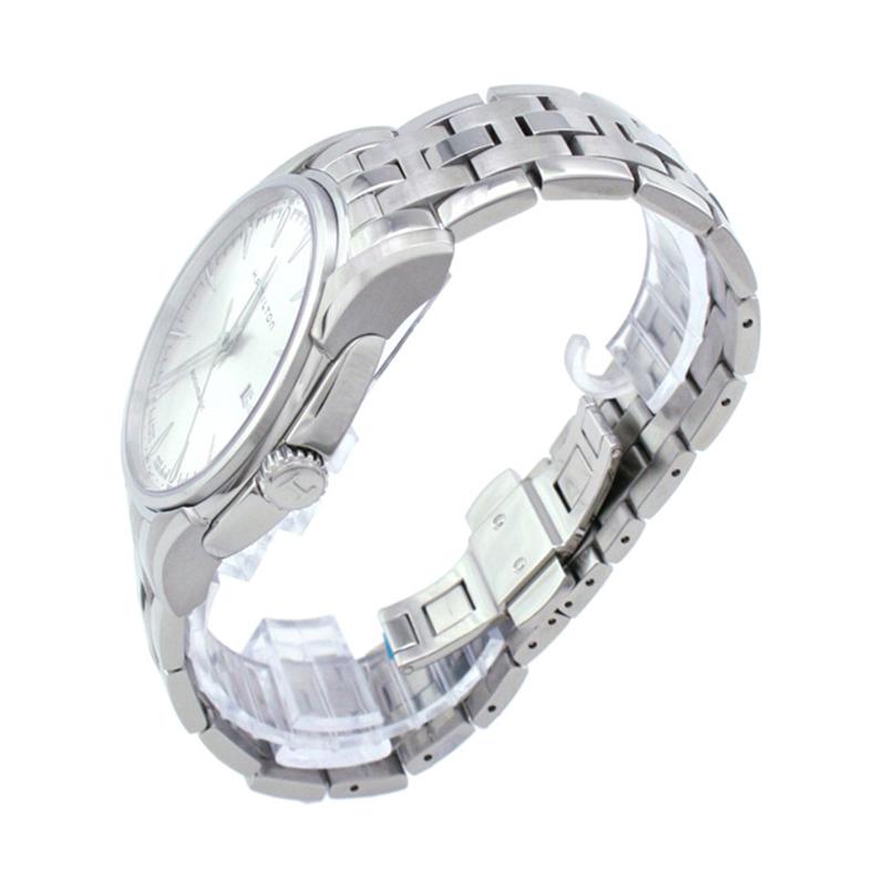 汉密/汉米尔顿Hamilton爵士系列自动机械表瑞士手表钢带男表