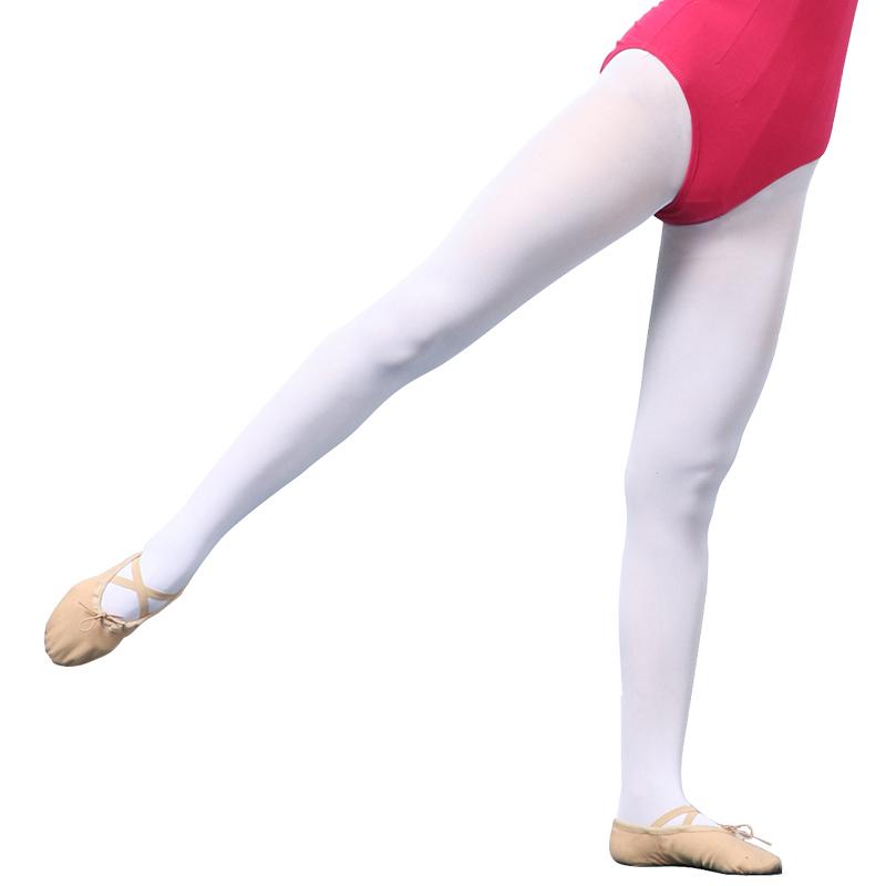 包邮芭蕾舞蹈袜练功袜专业成人加档天鹅绒九分连裤袜大袜打底丝袜
