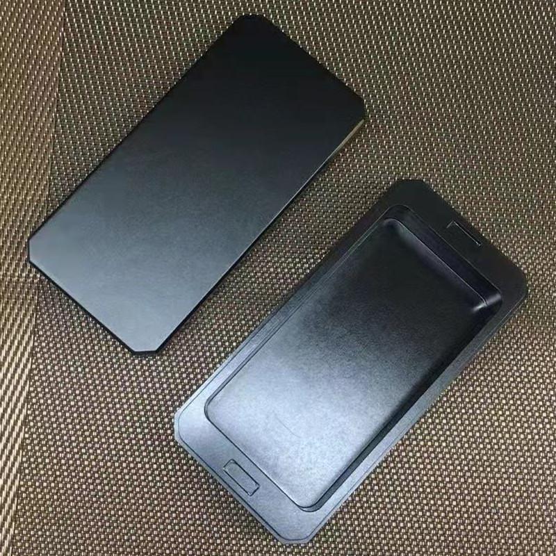 精工 CNC 指尖陀螺二叶通用盒 内衬铝盒 EVA 指尖陀螺定制 收纳盒 EDC