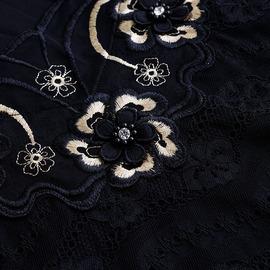 秋冬大码蕾丝打底衫女长袖内搭加绒镂空网纱上衣修身加厚保暖小衫