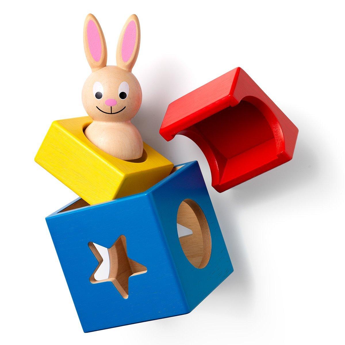 smart games Bunny boo儿童桌游三只小猪smart car睡美人益智玩具
