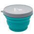 Collapsible bowl silicone travel travel portable lunch box baby child baby high temperature resistant Japanese food grade cup