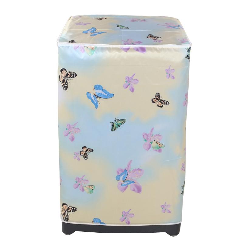 滚筒洗衣机罩海尔防水防晒松下三星小天鹅波轮全自动双缸洗衣机套