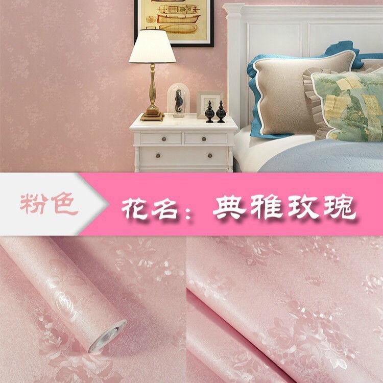 防水自粘墙纸背景墙客厅卧室宿舍家具衣柜翻新壁纸促销 PVC 米 10