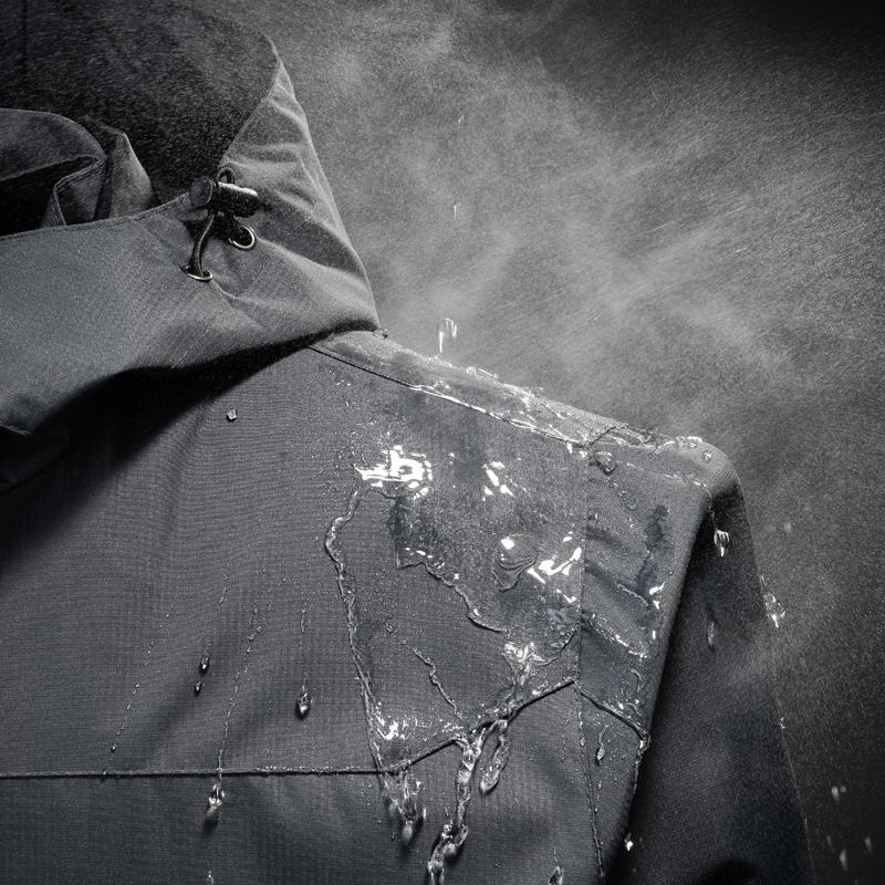 冲锋衣男春秋薄款潮牌户外服四季防风防水透气登山服单层外套衣服