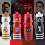 ADIDAS/Adidas Juventus / Manchester United / Bayern / Real Madrid Sports outdoor fitness bottle