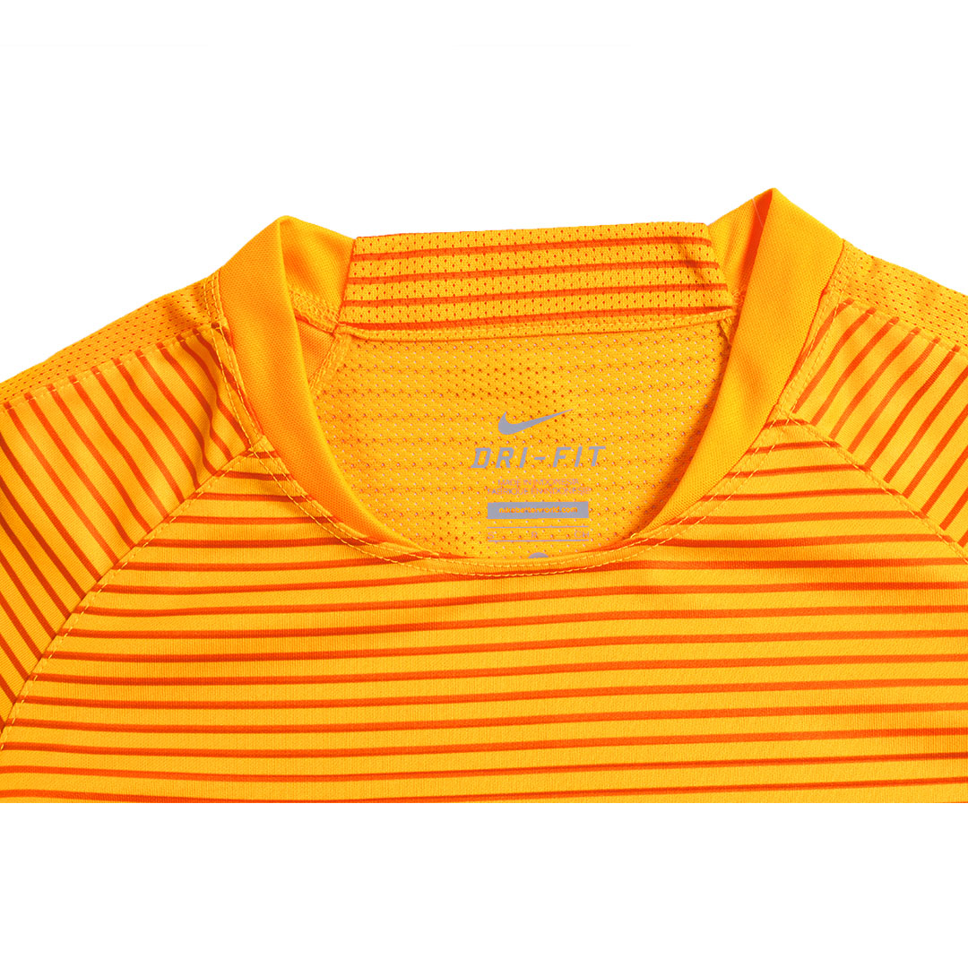 正品耐克/NIKE儿童T恤小学初中学生跑步足球生活运动服透气舒适