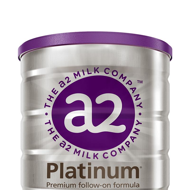 【直营】澳洲a2原装进口婴幼儿配方奶粉2段900g  6-12个月宝宝