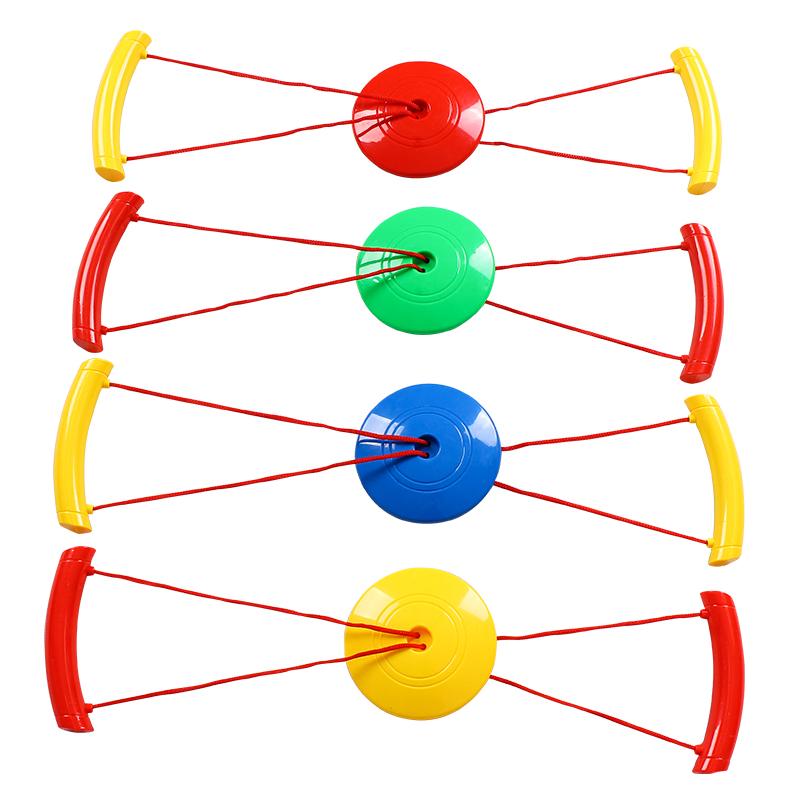 幼儿园亲子园儿童益智玩具健身手臂拉力器运动拉力盘拉力球扩胸器