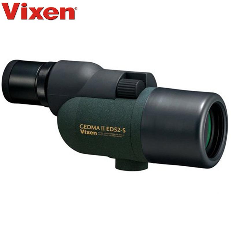 日本威信VIXEN吉馬 GEOMA II ED52-S單筒觀鳥望遠鏡 觀靶觀景比賽