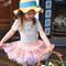 童装新款儿童蓬蓬裙短裙女孩网纱半身裙tutu skirt女童公主蛋糕裙