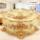 欧式大号烟灰缸ins带盖防飞灰客厅茶几潮流创意摆件烟缸个性时尚 mini 1