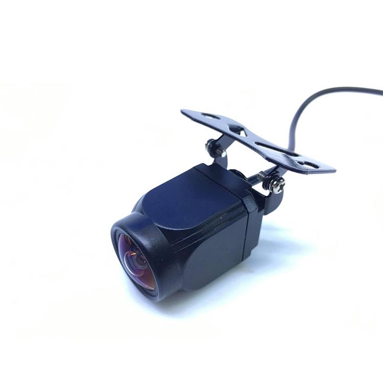 导航行车记录仪前后内置高清夜视倒车载影像防水ccdav摄像头 通用