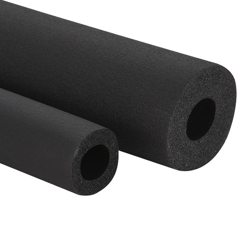 橡塑保温管套太阳能管空调防冻棉套PPR铝塑管保温防冻隔热海绵管