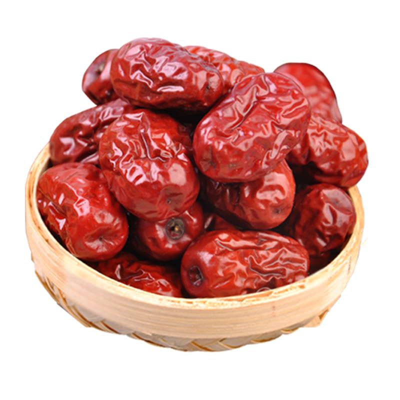 斤包邮 5 散装 爱心义卖黄河滩枣山西特产农家熬粥煲汤泡水红枣子
