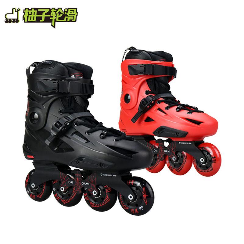 飛鷹輪滑F3S 成人入門鞋款 平花/ 剎車/休閒直排輪滑鞋溜冰鞋