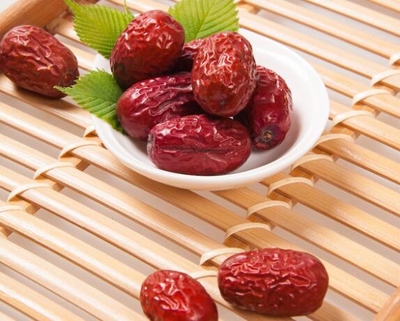原生态干果 500g 新疆特产正宗若羌灰枣红枣新疆和田大枣健胃消食