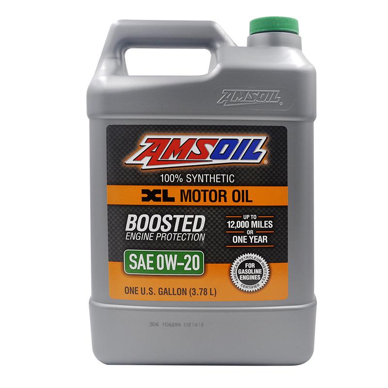 安索XL系列0W-20全合成汽车机油美国原装进口3.78L润滑油0w20