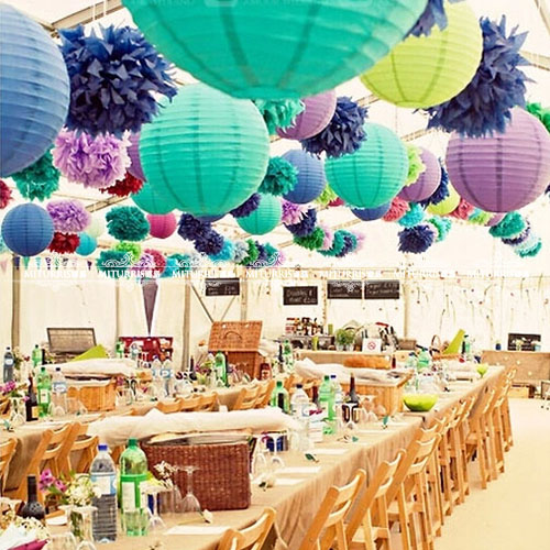 Buy Small Paper Lanterns Wedding Wedding Wedding Birthday Party Home