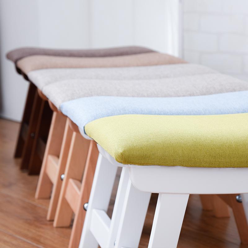 板凳实木换鞋凳脚踏凳家用沙发小凳子木头矮凳茶几木凳墩子脚凳