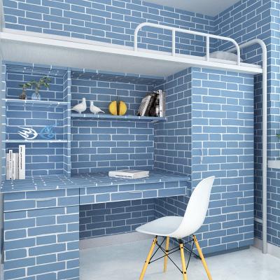 立體墻貼 3D 墻紙自粘溫馨臥室背景墻房間裝飾壁紙墻面貼紙防水防潮