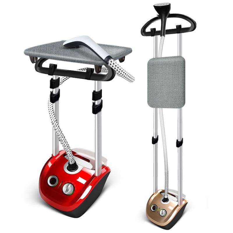 蒸汽挂烫机家用小型迷你手持挂立式电熨斗衣服双杆正品 2000W 志高