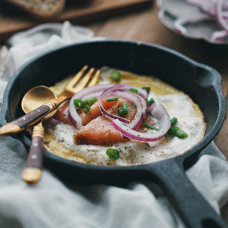 鑄鐵平底鍋不粘鍋無塗層電磁爐小煎鍋煎蛋創意牛排燃氣灶迷你小鍋