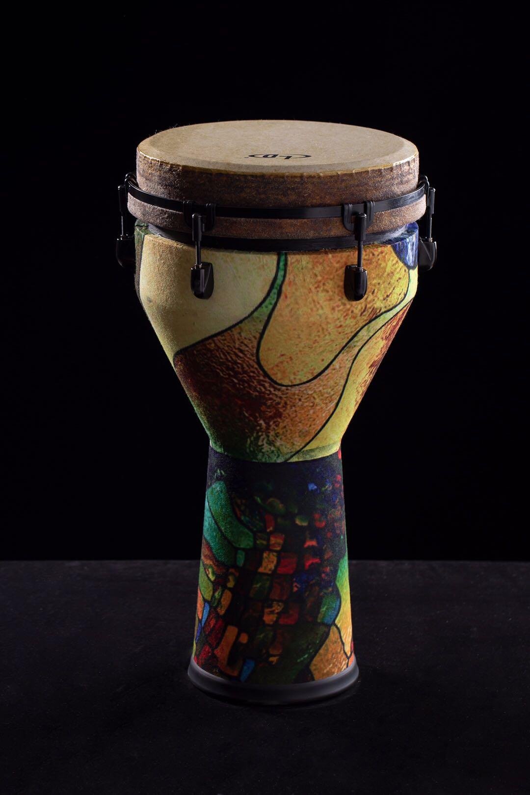 寸专业品牌金贝鼓 12 寸 11 寸 10 品牌印象系列星空系列手鼓非洲鼓 LD