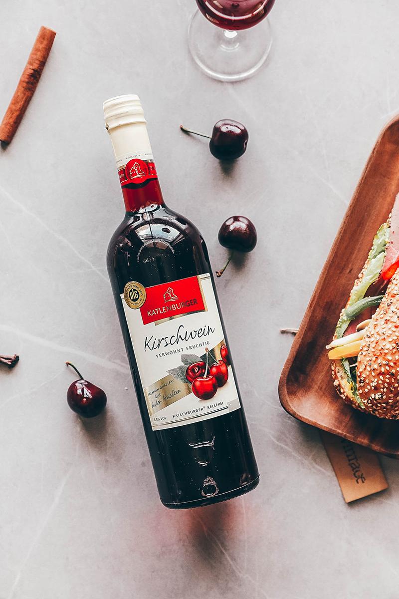 樱桃发酵丨德国进口 女士果酒 樱桃发酵丨德国进口 100 一瓶刚摘下 樱桃