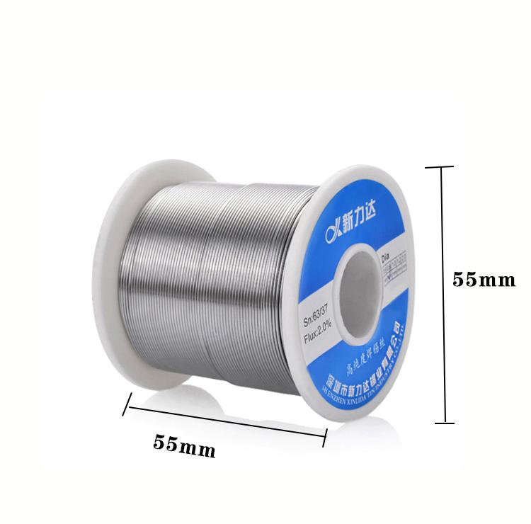 包邮松香芯焊锡丝高亮度免洗焊锡丝有铅锡线锡丝1.0mm0.8mm500克