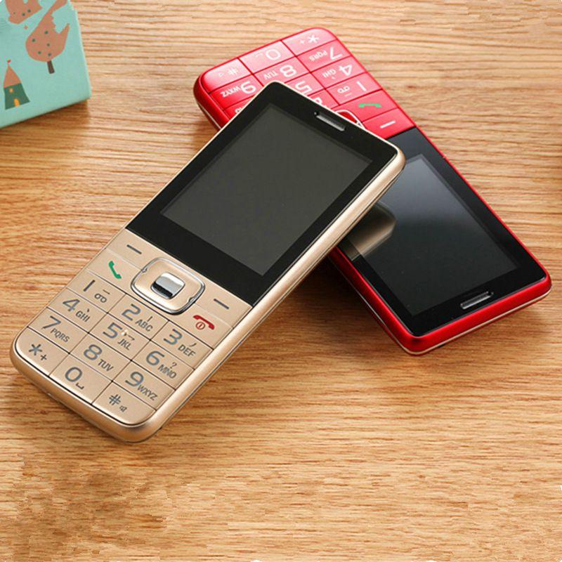 电信版老人手机大字大声电长待机高中学生备用机 CV19 中兴守护宝