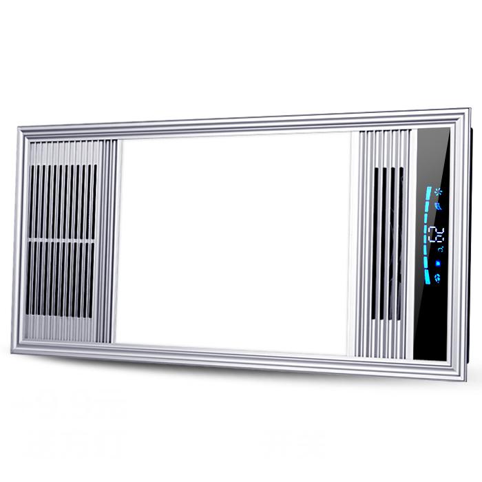 马可波罗 集成吊顶风暖浴霸排气扇照明一体灯浴室卫生间取暖风机