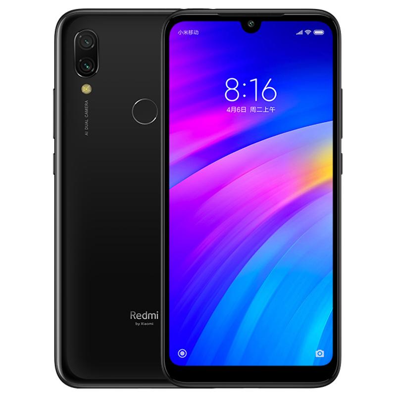7plus 老人 8 学生 note7pro6 新款 5 正品 redmi7A 手机小米官方旗舰店 7 红米 小米 Xiaomi 送手环 起当天发 949 领券 64G