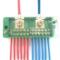 促销包邮二进十二出接线盒电线分线器 家用电线接线端子分线盒