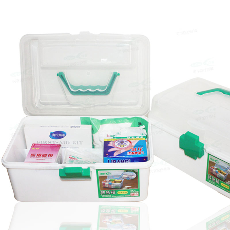 医药箱家用出诊药箱医疗便携小型药品收纳盒大号医用应急家庭药箱