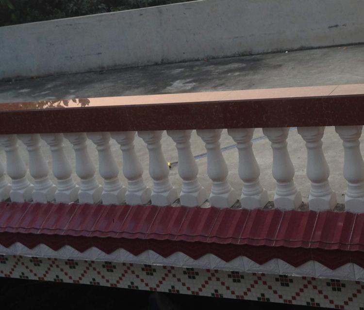 佛山陶瓷瓶阳台栏杆立柱子罗马柱宫廷柱围栏兰花瓶栏杠葫芦瓶拦杆
