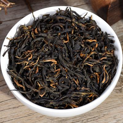 尚醇香新茶正宗武夷红茶金骏眉蜜香型工夫红茶灌装茶叶500g礼盒装