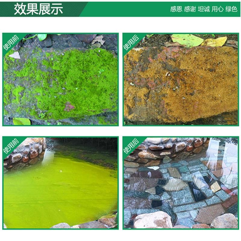 杀菌灭藻剂循环水中央空调粘泥剥离剂冷却塔景观水池水处理除藻剂