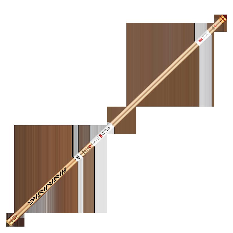 调高碳传统大炮竿长节打窝竿钓鱼杆 28 米超轻硬 8910112131415 鱼竿