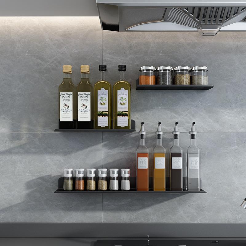 厨房调味料置物架用品家用大全瓶罐盒油盐酱醋佐料刀筷锅收纳架子