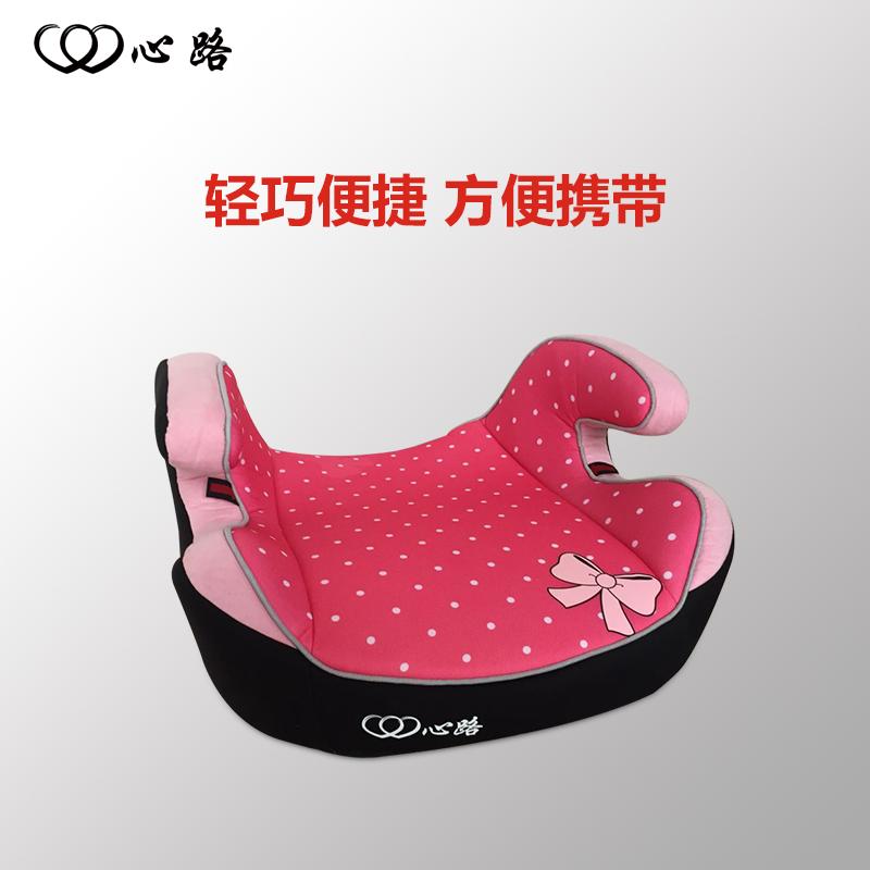 汽车通用儿童安全座椅增高垫宝宝车载便携增高安全坐垫3-11岁孩子